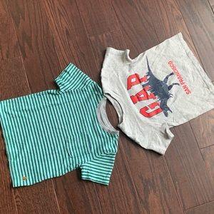 Baby Gap Tee shirt Bundle